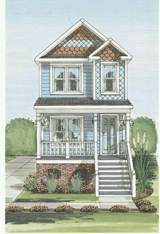 House Coastal GardensHouse ArchitectureDream