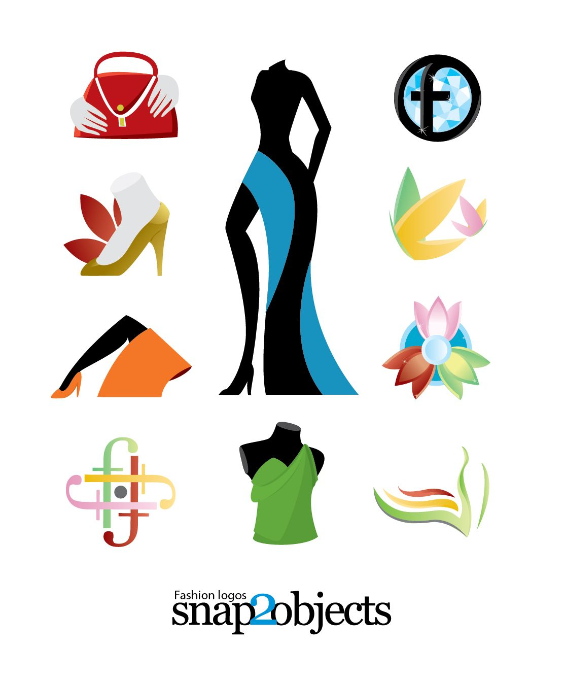 Free Fashion Logos Images Free Vector Fashion Logo Templates Logo Design Fashion Logo Affordable Logo