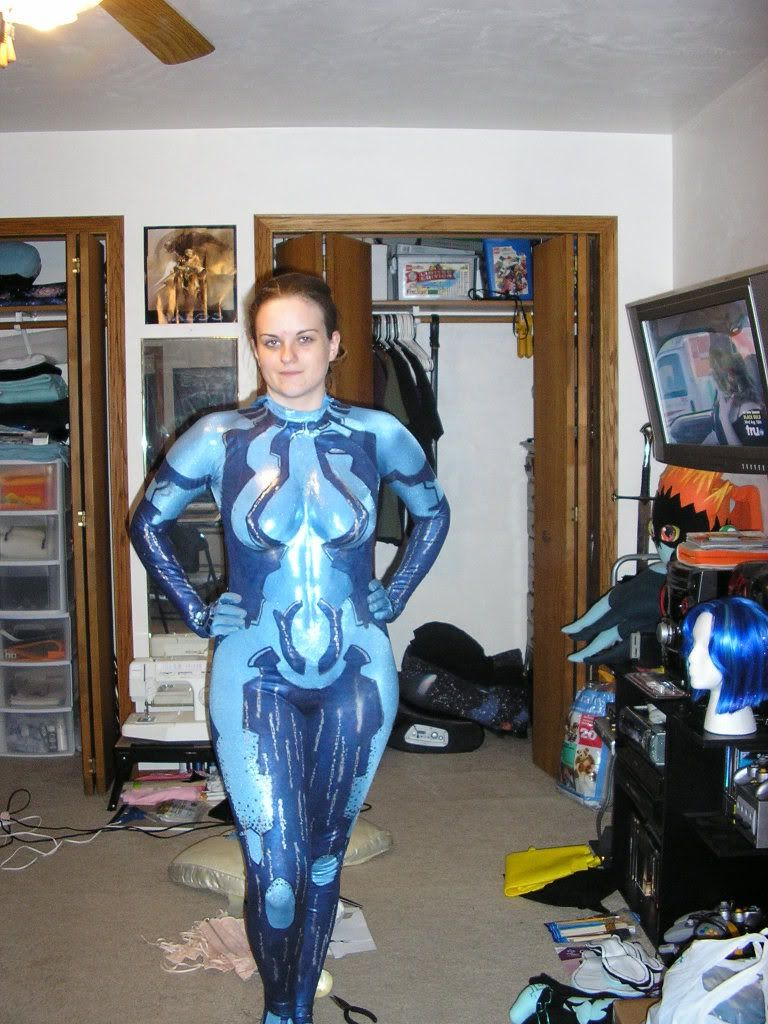 Wip Halo 3 Cortana Cosplay - Page 4 | Costumes | Cortana ...