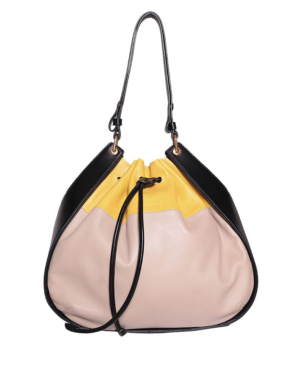 113241ec9c39 Sonia Rykiel Hobo Gautier Leather Bag