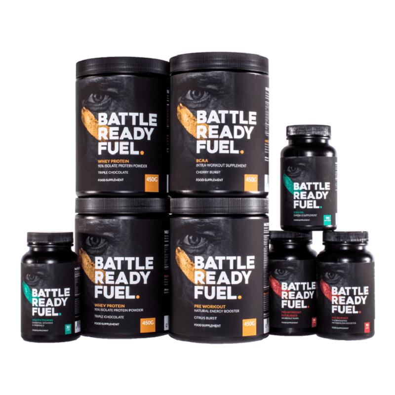 Battle Ready Fuel Reviews Bodybuilding supplements
