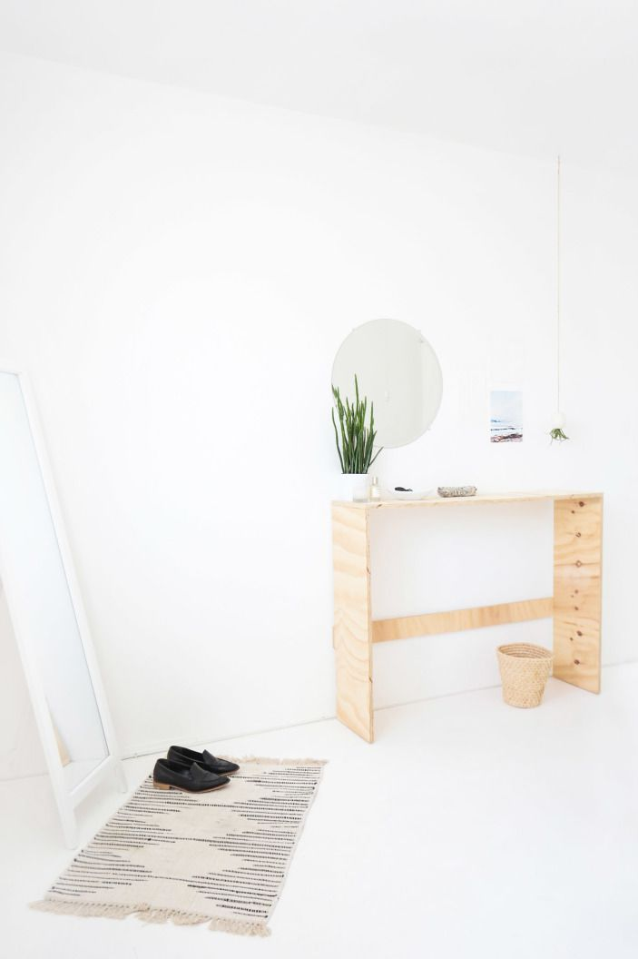 Our Designer's Ultra Minimal Live/Work Space