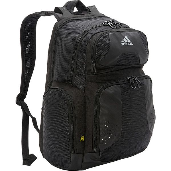 c78254b63c adidas Climacool Strength Pack Backpack ( 42) ❤ liked on Polyvore featuring  bags