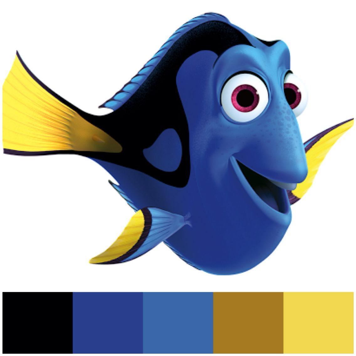 Dory Finding Nemo, Finding Nemo