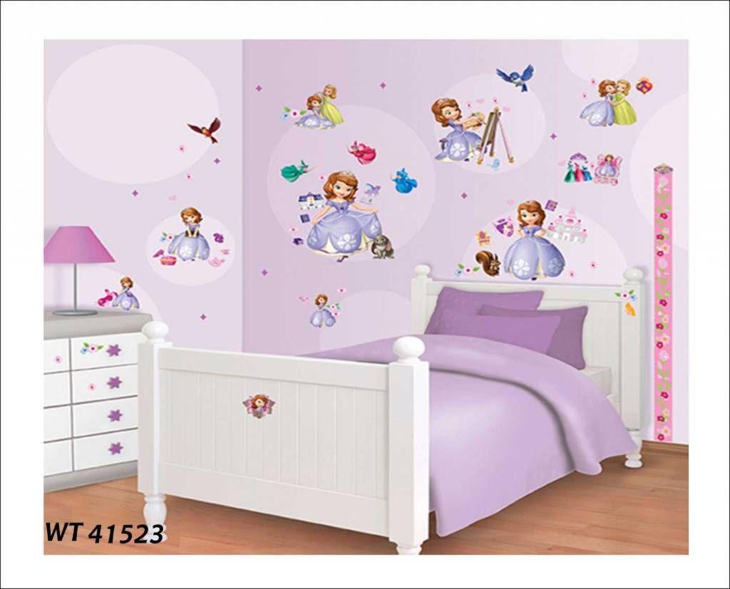 Fotobehang Of Wandstickers Disney Sofia De Eerste