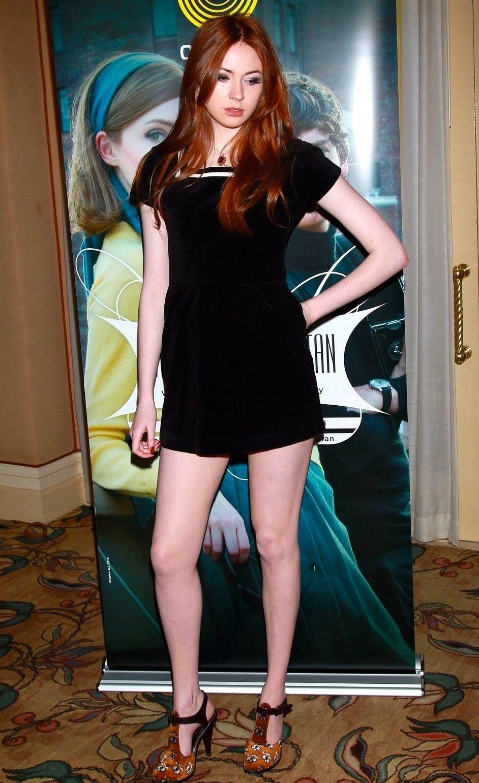 Karen Gillan (born 1987)