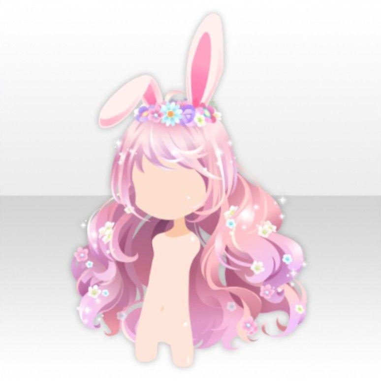 Easter Hunt Manga Hair Anime Hair How To Draw Hair