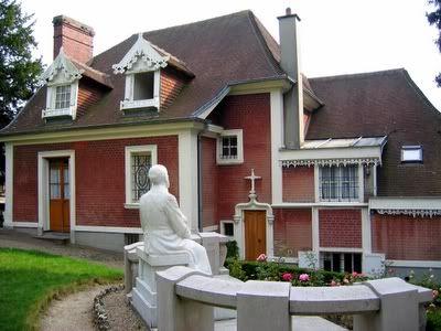 La maison de Sainte Thérèse - Les Buissonnets - www.lisieux-tourisme.com