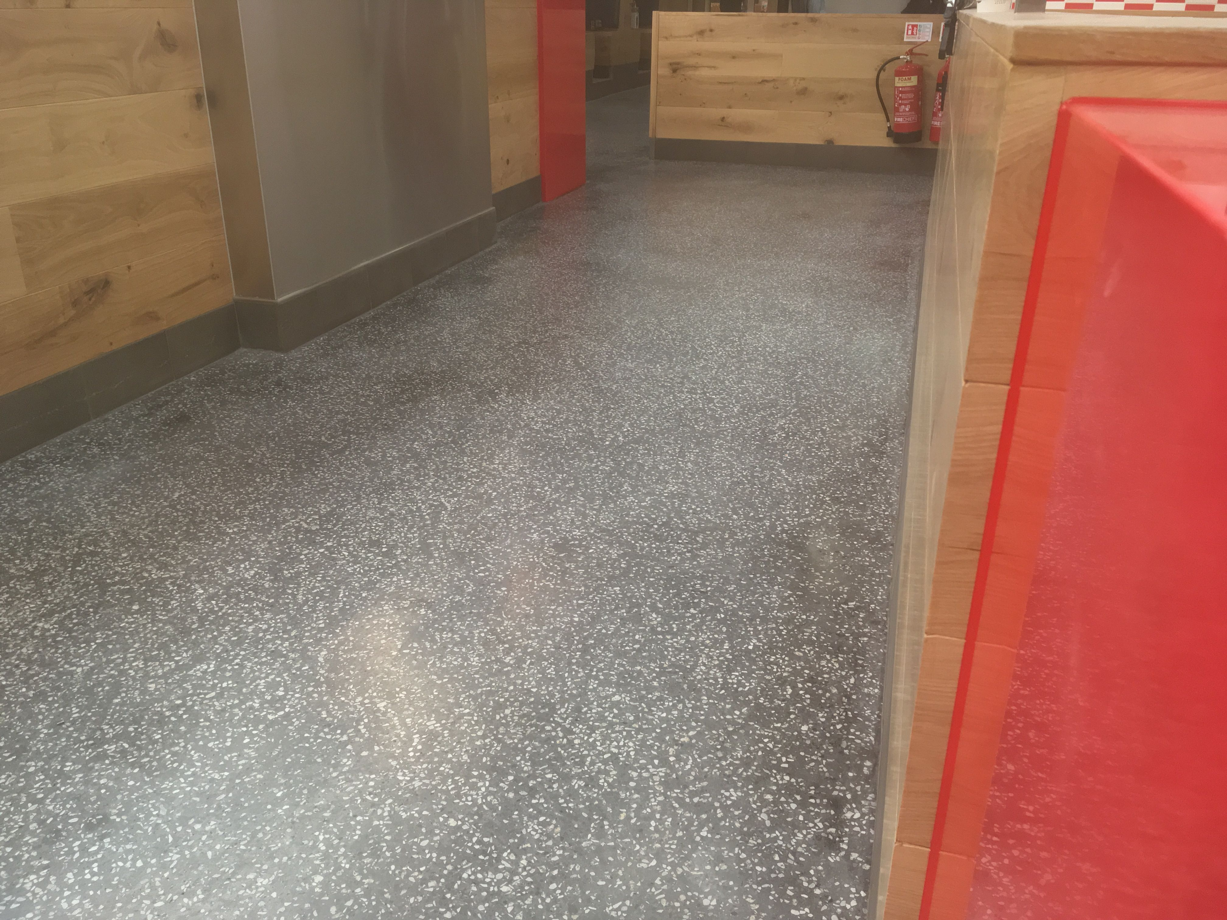 Pandomo Terrazzo Basic Bespoke Mix Selected By Client And