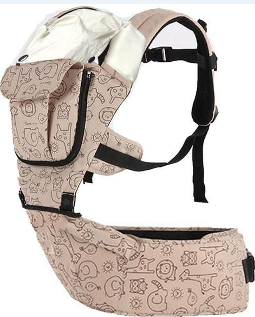 360 Baby Carrier 20kg Infant Backpack Carriers Front Facing Wrap Polyester cae5431a3c0