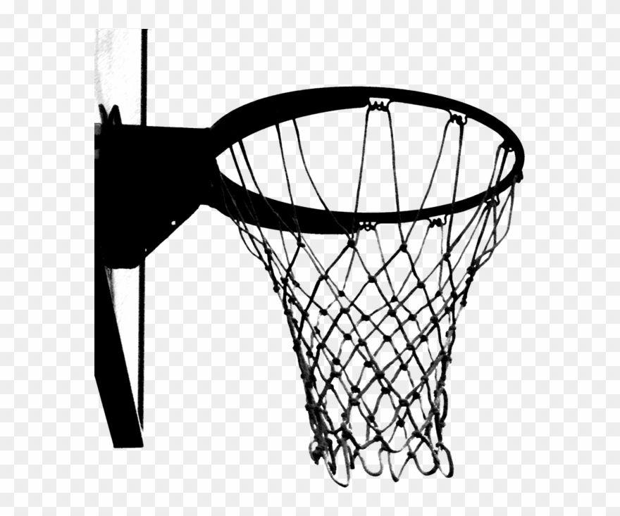 Basketball Hoop Silhouette Png Basketball Hoop Basketball Rim Free Basketball