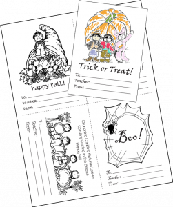 boo grams fundraising idea - Halloween Fundraiser Ideas