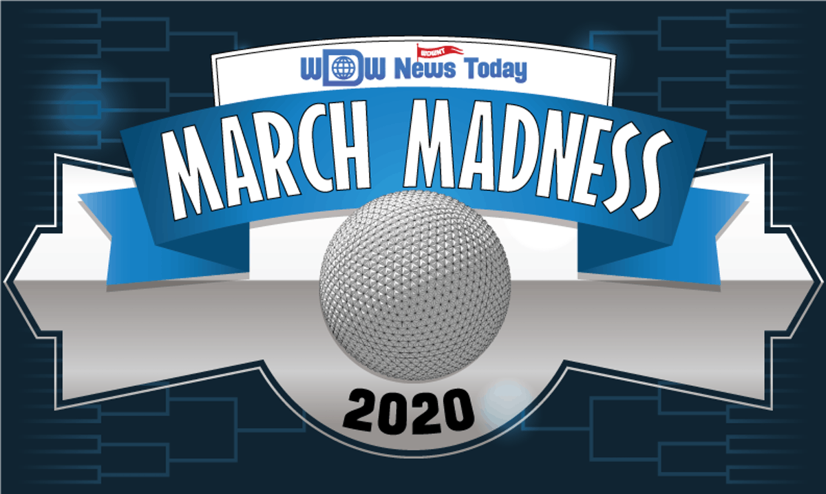 This Year We Have Picked 64 Never Built Disney Parks Attractions To Battle It Out For March Madness Tournament Tournaments Disney Movie Rewards