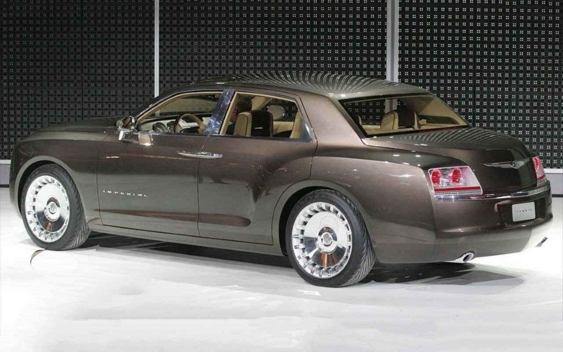2019 Chrysler Imperial Redesign Car Review 2019