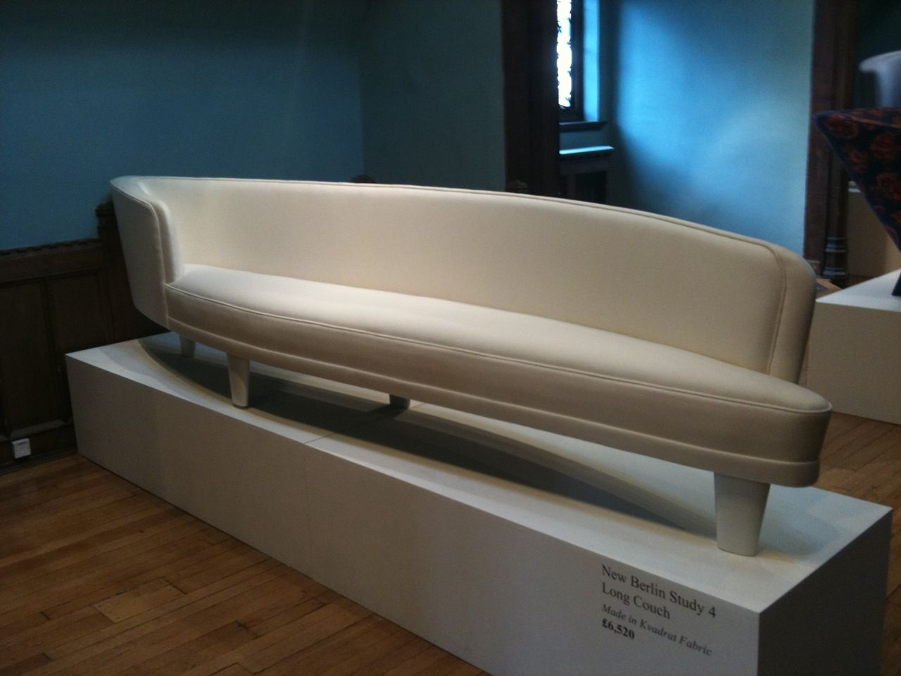 The Long Couch By Acne Is Another Part Of The New Berlin Study. The  Collection Idea