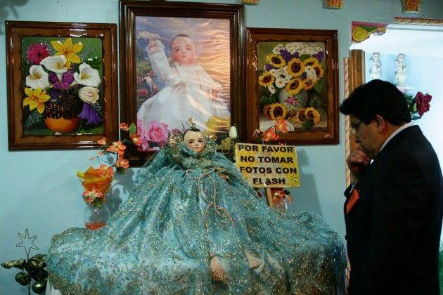 El Niñopa: Una tradición del Día de la Candelaria en #Xochimilco