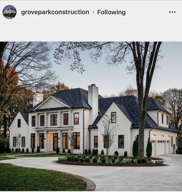 Ich liebe dieses Haus, aber in kleinerem Maßstab, #dreammansion