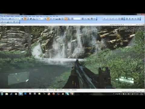 Cryengine 3   tutorial 1   menu creation part 1 youtube.