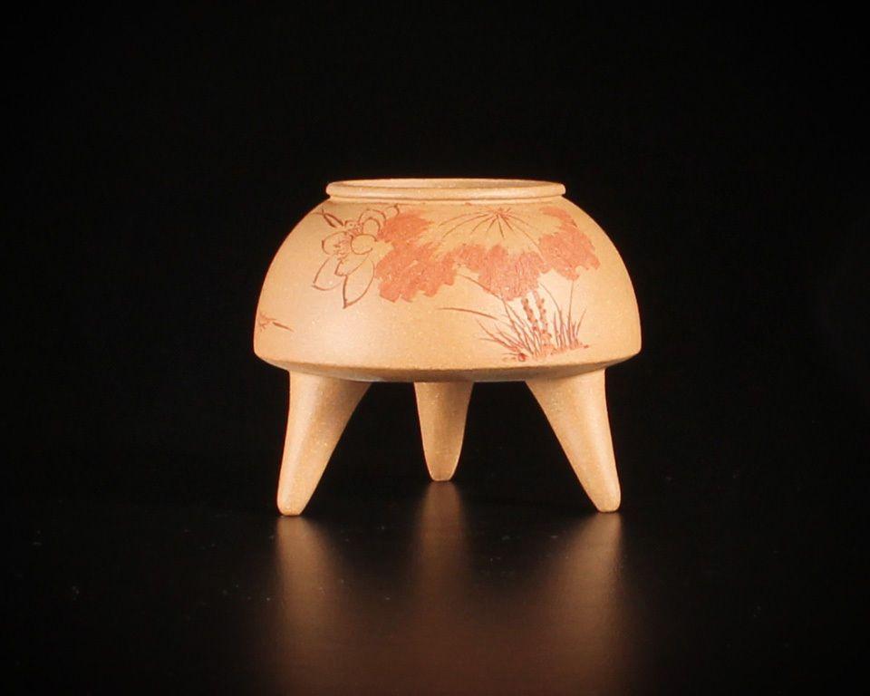 Yixing Exhibition Quality Hand Made Bonsai Pots Tokoname Style
