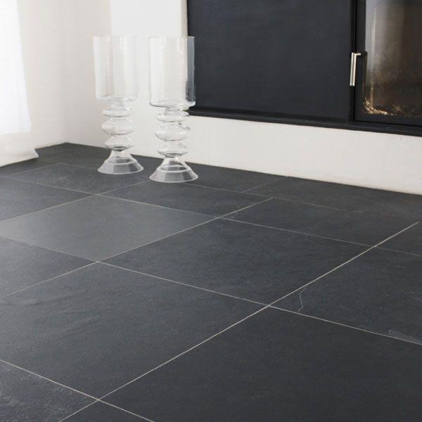 Naturstein Greyhound Black Spaltrau Wohnzimmer Bodenplatten 60 X 60 X 1,0 Cm Pictures