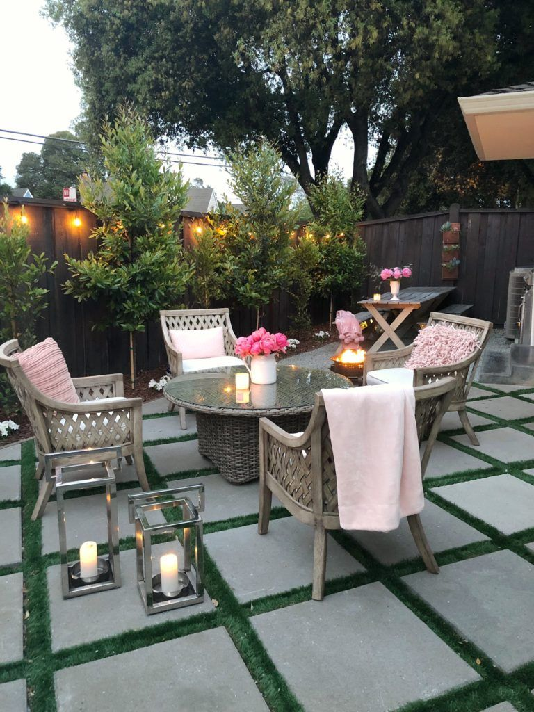 A Small Space Big On Style Create Your Perfect Space For Outdoor