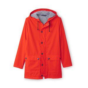 Petit Bateau Raincoat | Raincoats for women, Raincoat, Red