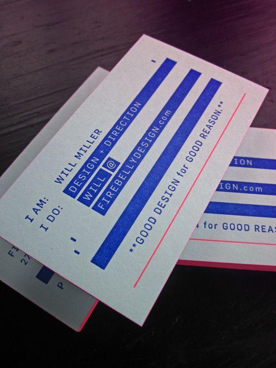 Will Miller - Firebelly Design ContactCards