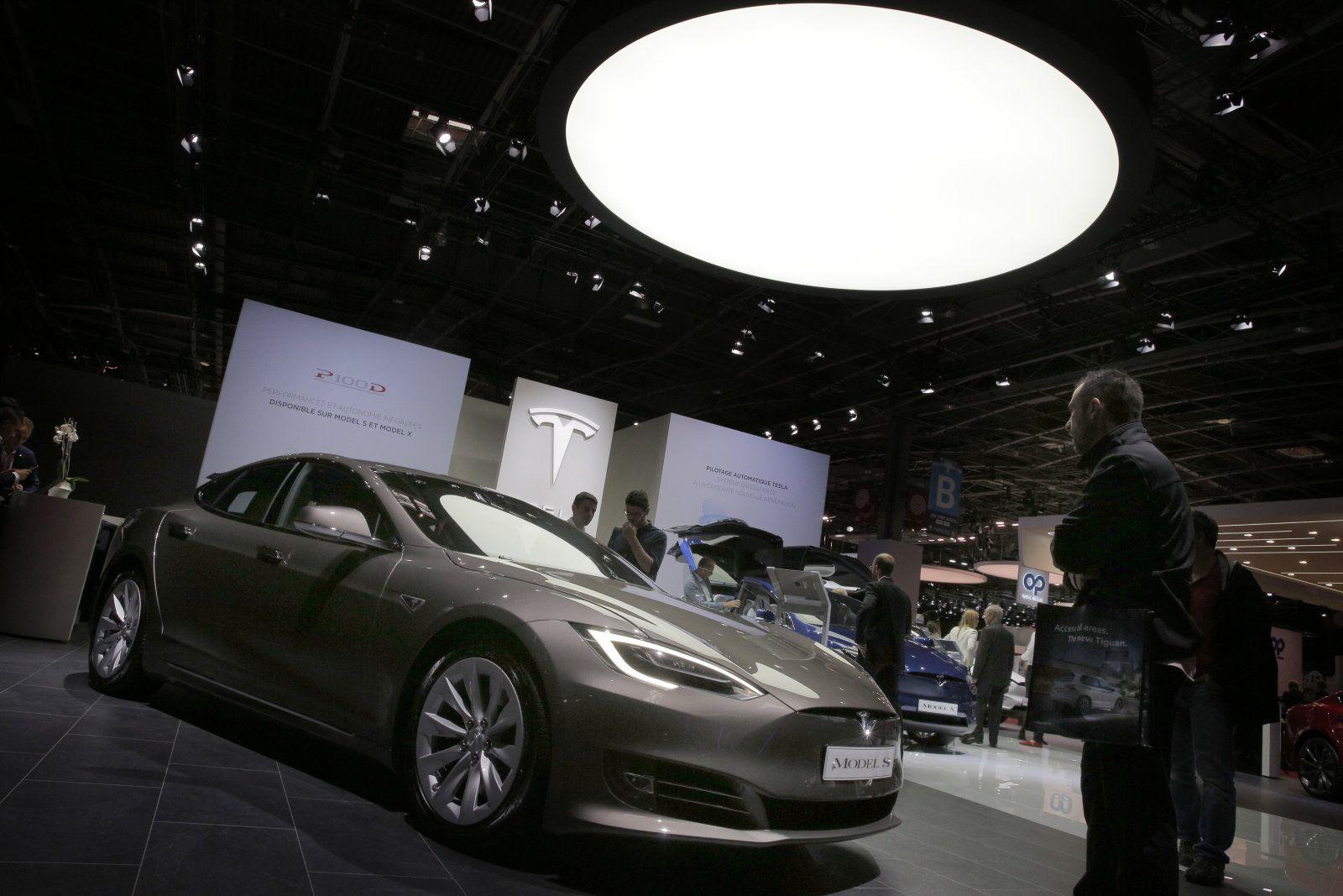 Tesla's electric car deliveries surge by 70 percent ...
