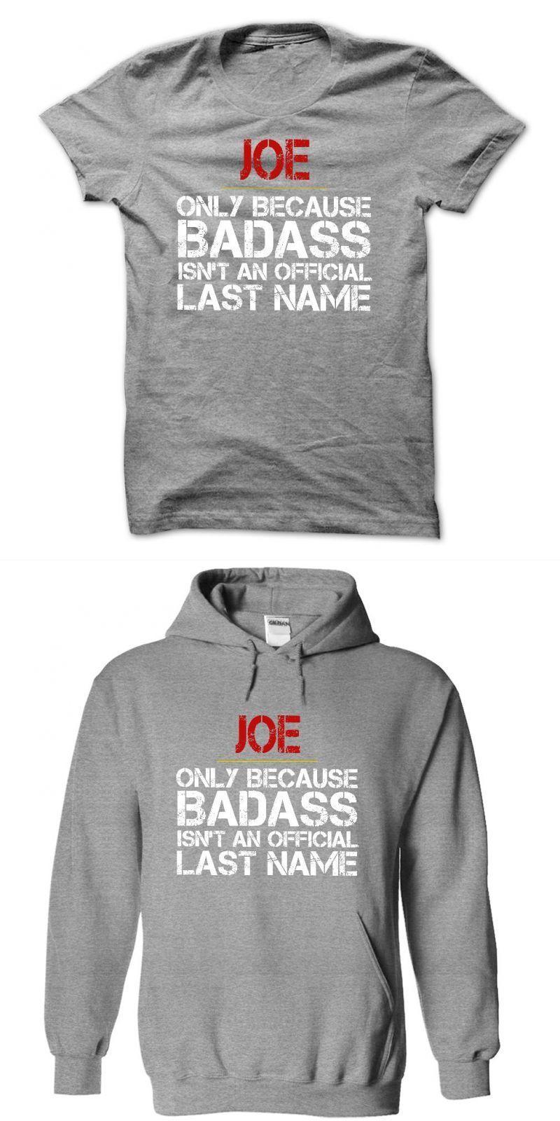 Joe Bonamassa T Shirt Merchandise Joe Because Badass Isnt An ...