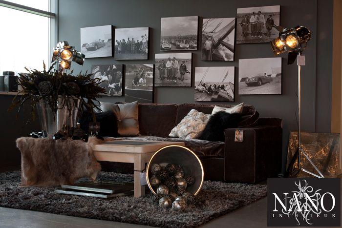 Sofa Columbus - NANO interieur - landelijk - wonen - rustic - sober ...