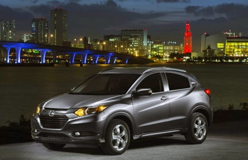 2019 Honda Hrv Lx Review Car Concepts