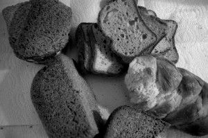 The Gift of Yesterday's Bread: Homemade Croutons