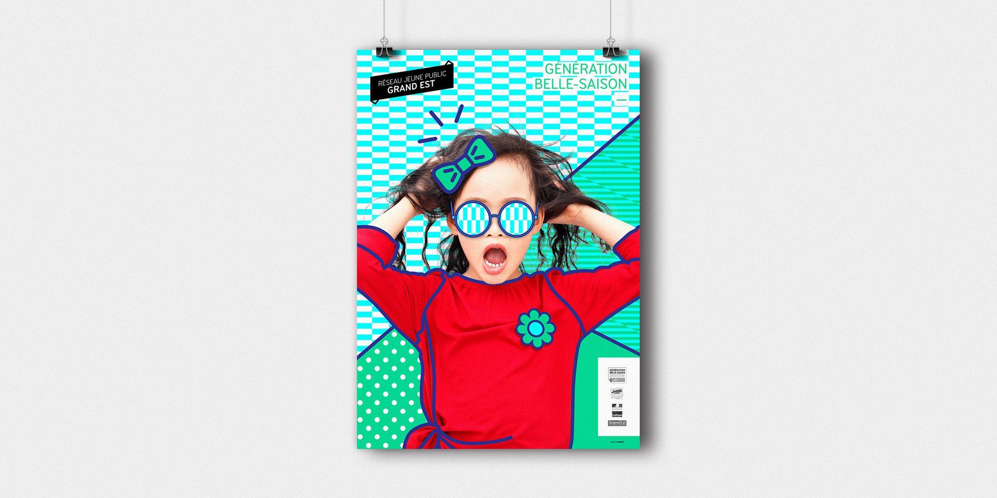 Réseau jeune public Grand Est #5 - AGENCE TANDEM I Communication & Design graphique