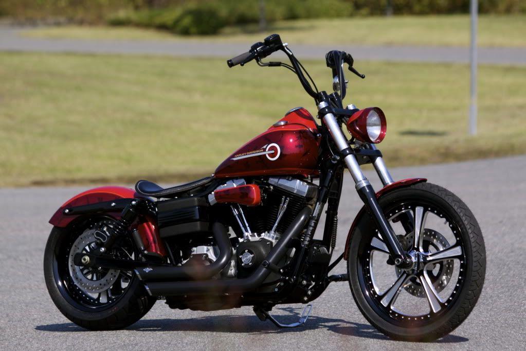 Wide Glide Bobber Www Southeastcustomcycles Com With Images Harley Davidson Harley Davidson Bikes Harley Davidson Dyna