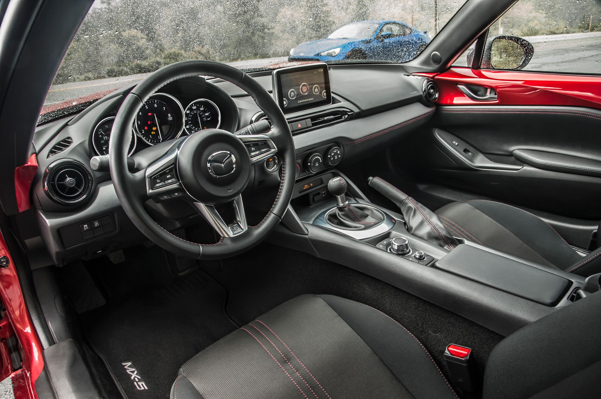 Charmant 2016 Miata ND Interior