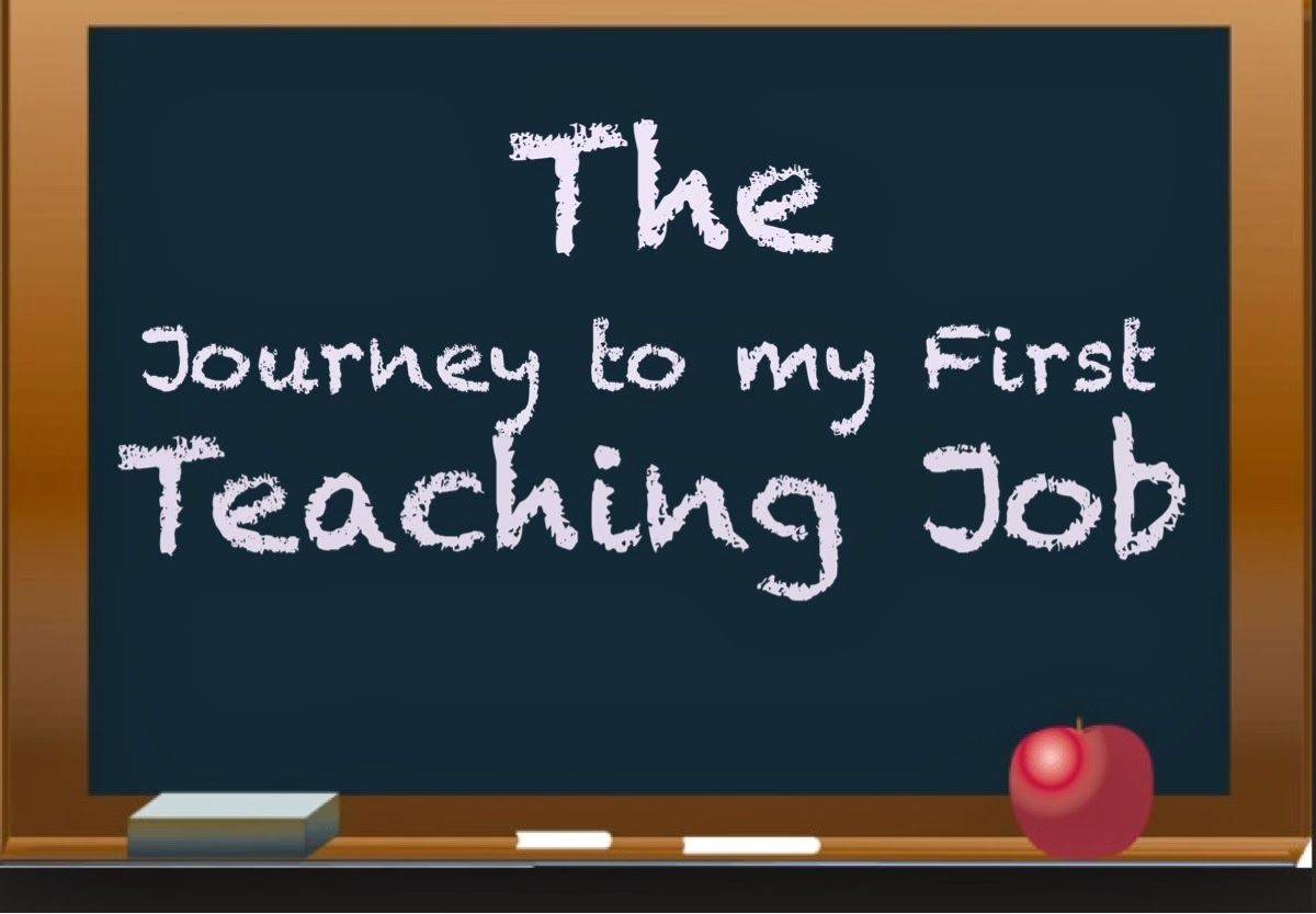 Post Resume New Pinning With Mrspennington The Journey To My First Teaching Job