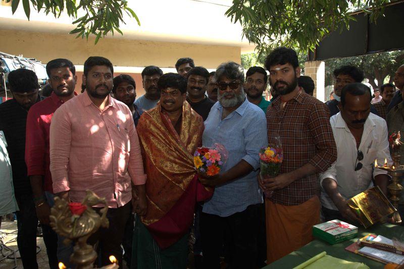 விமல் மற்றும் குட்டிப்புலி சரவண சக்தி இணையும் படம் MIK Production No :- 1 இன்று பூஜையுடன் துவங்கியது
