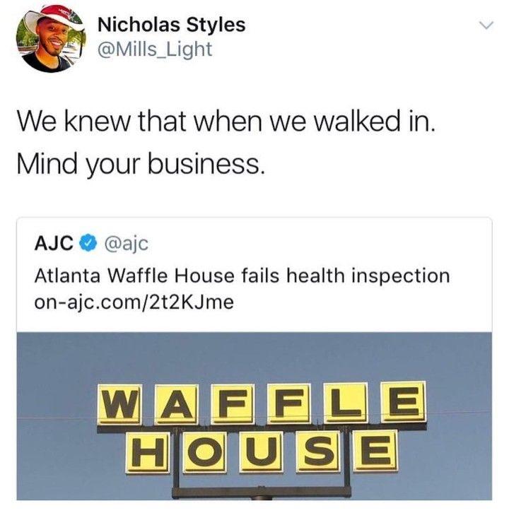 Waffle House Waffle House Lol Funny