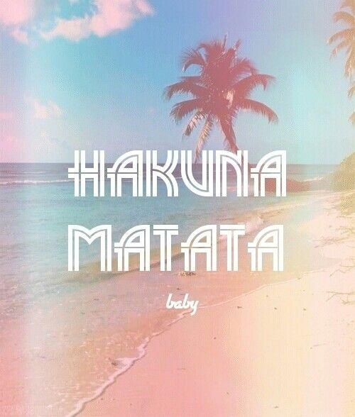 Hakuna Matata Fond Ecran Wallpaper Pinterest Wallpaper Collage And Illustrations