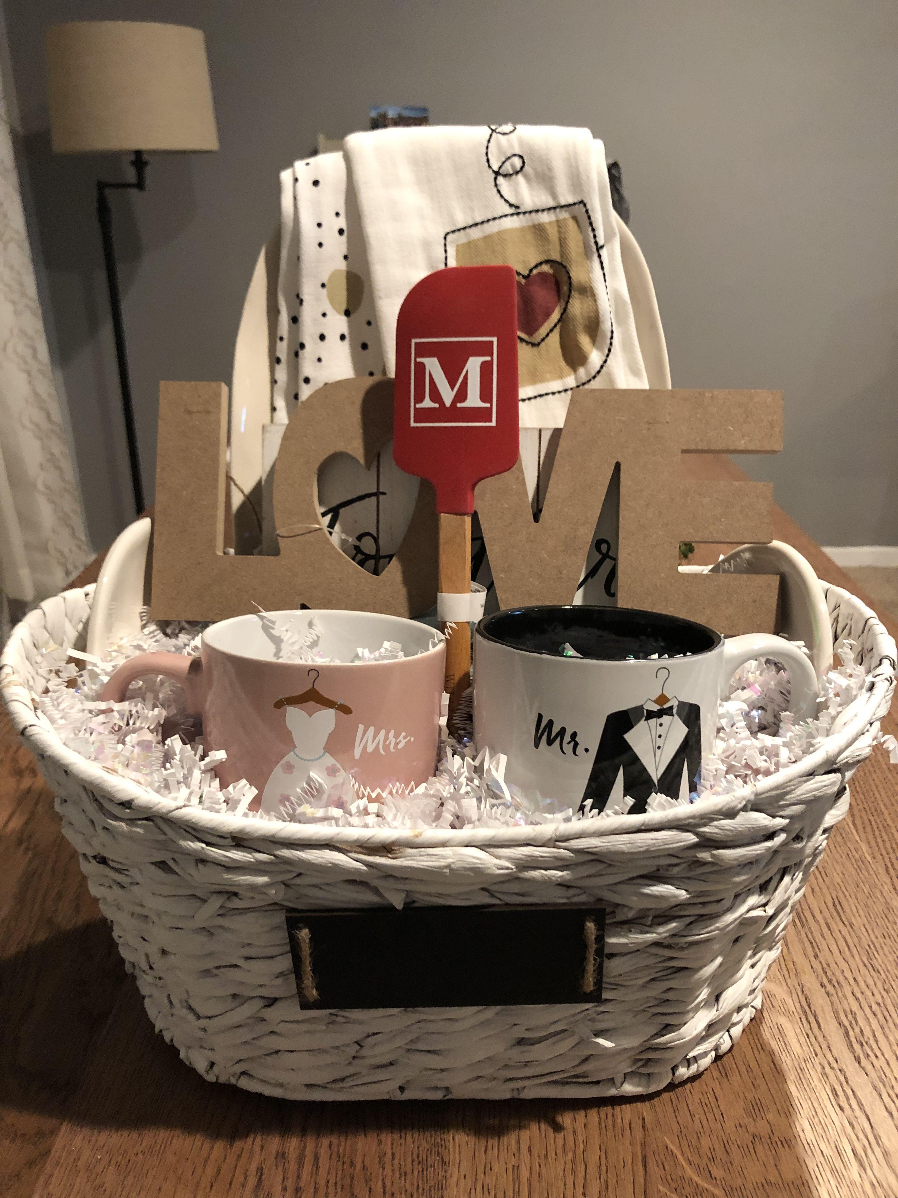 Bridal shower gift basket bridal shower baskets bridal