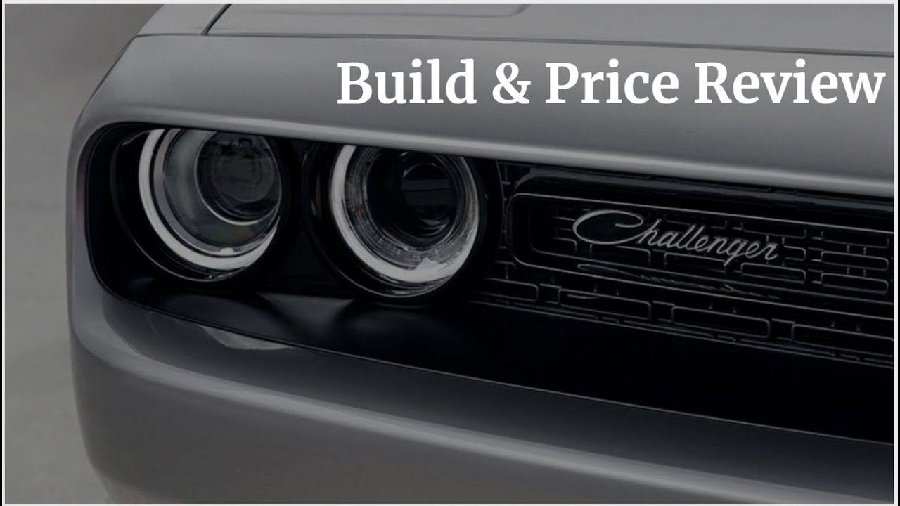2020 Dodge Challenger Sxt Plus Awd Build Price Review Features Con In 2020 Dodge Challenger Challenger Challenger Sxt