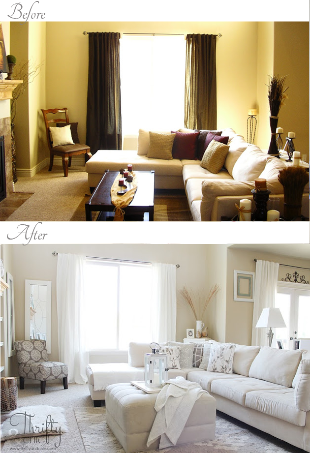 My Home Before and After 5 Years (My 5 Year Blog Anniversary!) is part of home Staging Before And After - A DIY Blog focused on Creative, Cheap, and Chic DIY Decorating Ideas and budget decor for your home