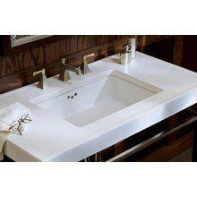 Kohler K 2297 Contemporary Bathroom Sinks Undermount Bathroom
