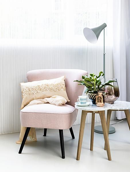 Interieur trends | Pastels, Interiors and Living rooms