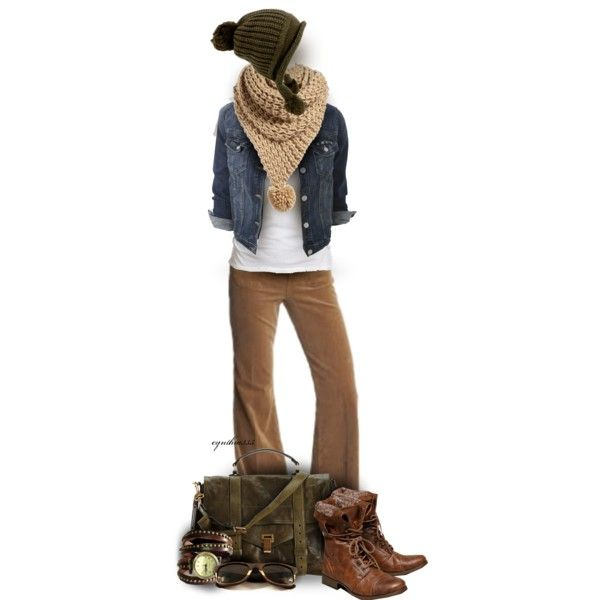 Chill, created by cynthia335 on Polyvore