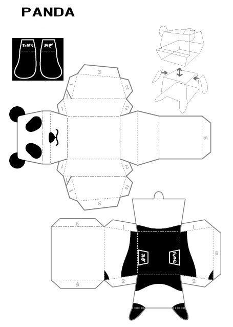 bricolage rouleau papier toilette panda recherche google. Black Bedroom Furniture Sets. Home Design Ideas