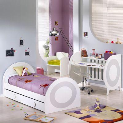 Sauthon Meubles Lit Chambre Transformable 120 X 60 Onde Avec