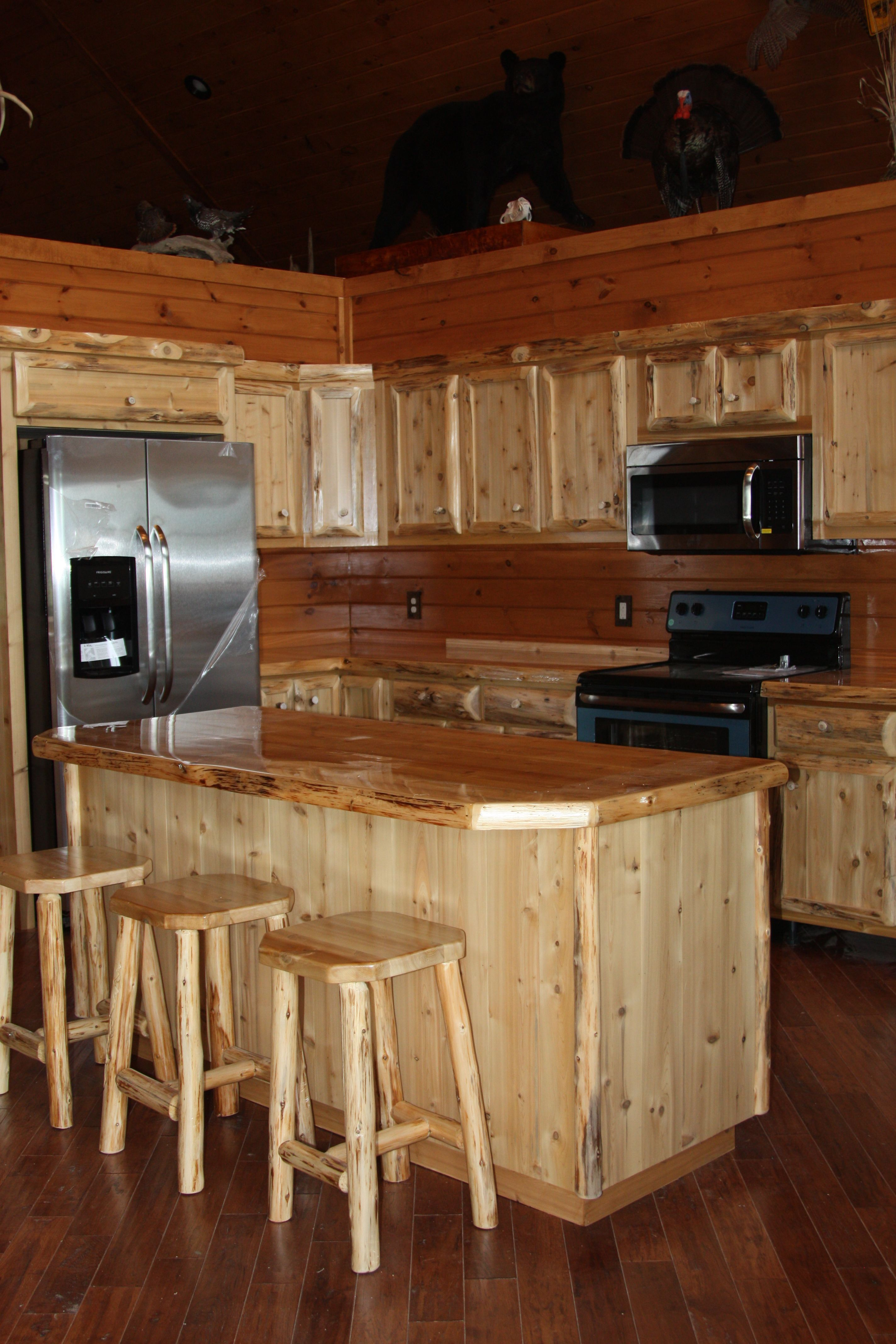 Awesome Custom Kitchen Cabinets Design | Wood kitchen ...