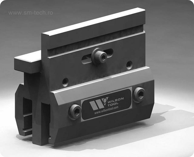 Manual clamps for European Style Press Brakes in 2019 | Bending