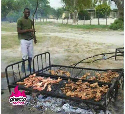 Ghetto Grill | ghetto-grilling | What The F##k | Funny ...